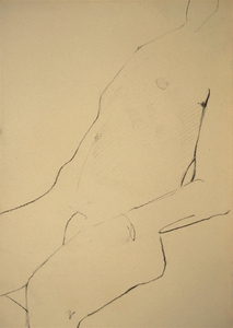 Seated nude 5