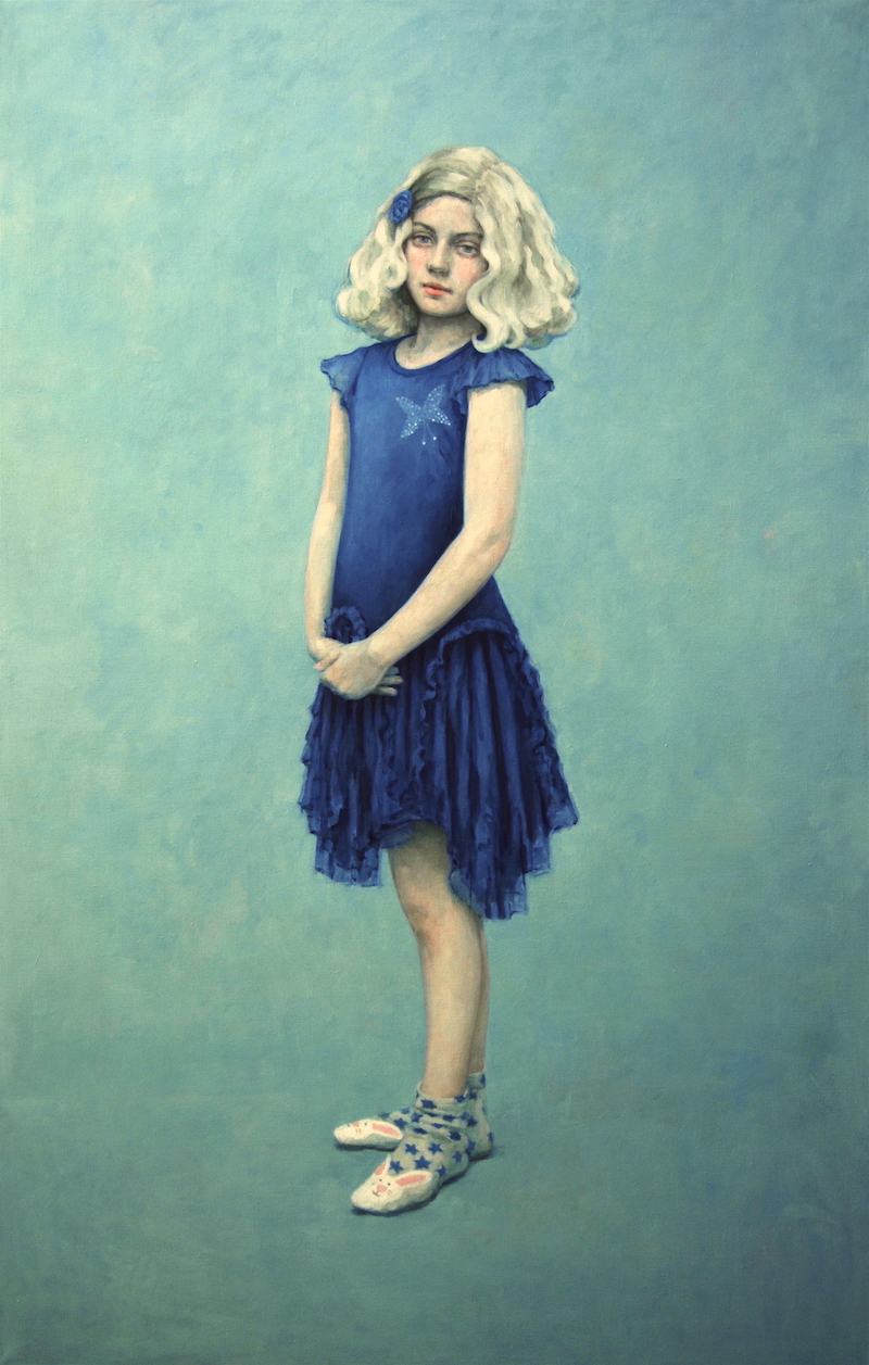 Hanna, La Powisienne (after Renoir)