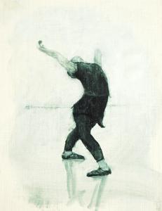 Ballet Cymru rehearsal 1 (Lydia)