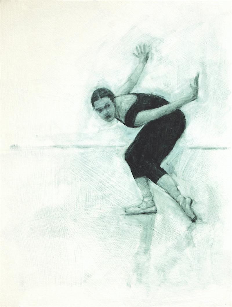 Ballet Cymru rehearsal 3 (Anna)