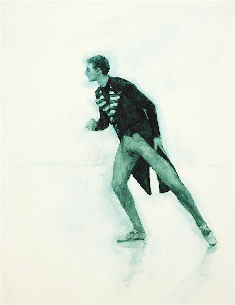 Ballet Cymru rehearsal 6 (Mark)