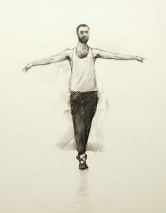 Ballet Cymru rehearsal 7 (Robbie)