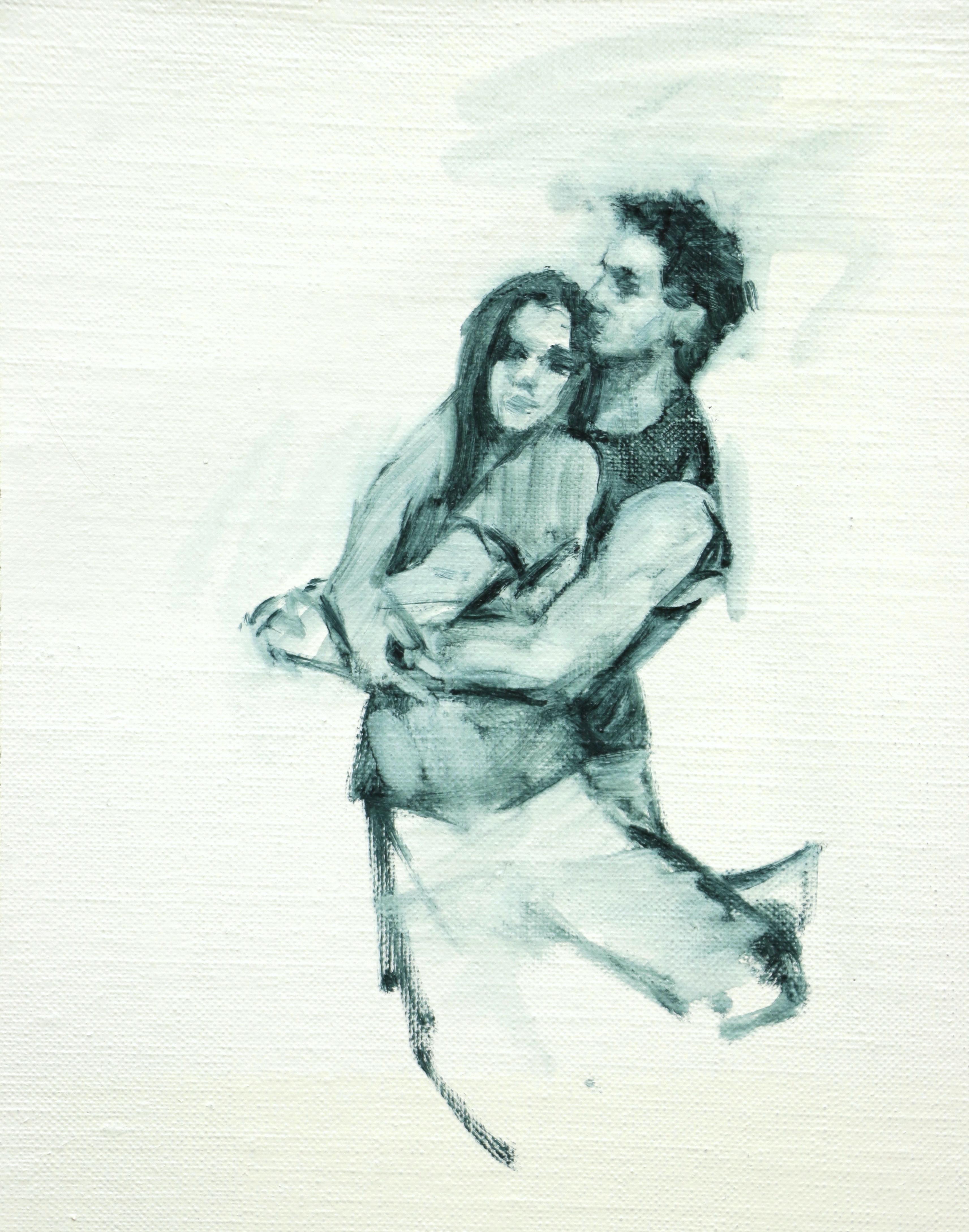 Anna Pujol and Andrea Battaggia sketch 3