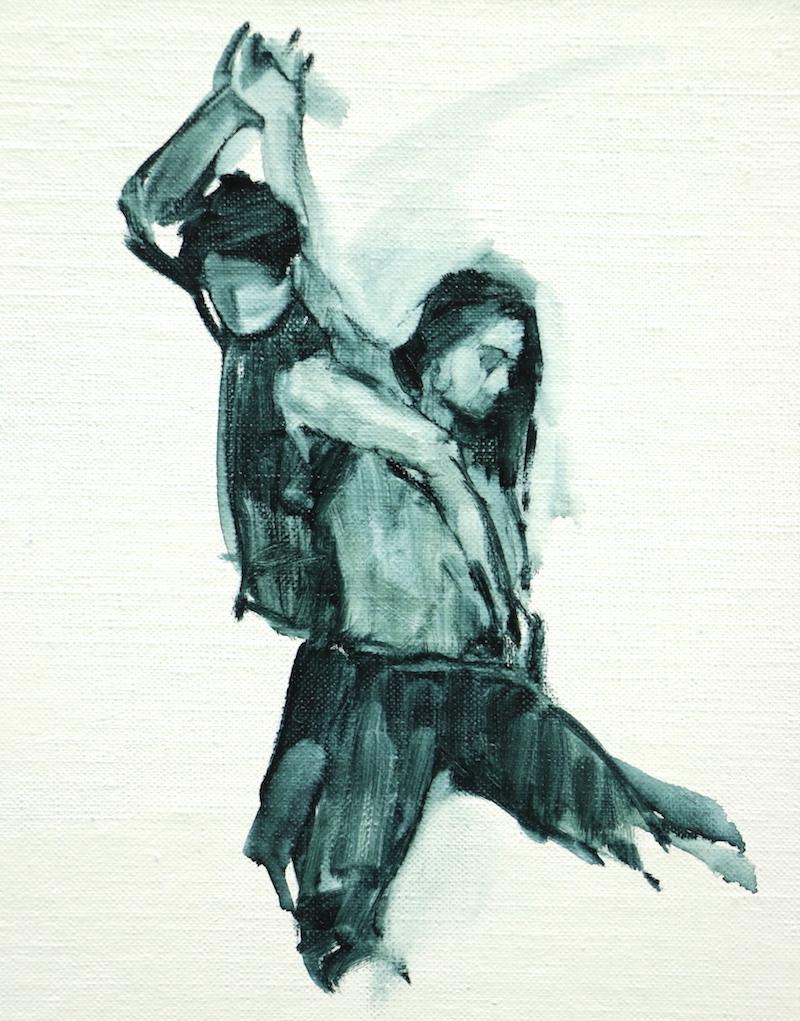 Anna Pujol & Andrea Battaggia sketch 4
