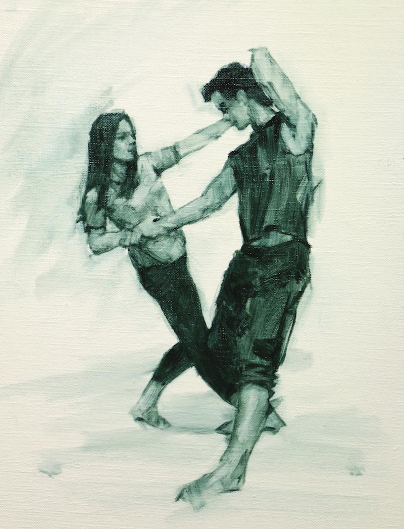 Anna Pujol and Andrea Battaggia sketch 6