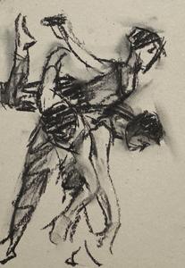 Ballet Cymru 14 (Anna, Robbie, Andrea)