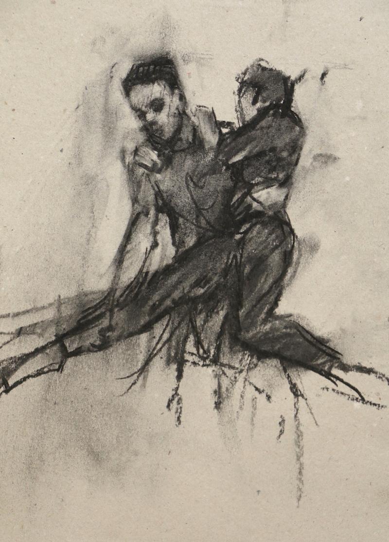 Ballet Cymru 18 (Natalie and Miles)