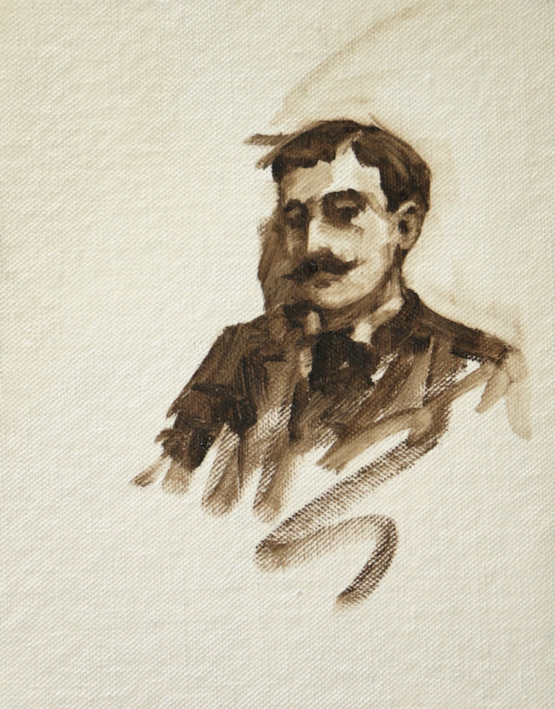 Marcel Proust (Well Thumbed)