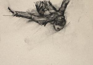 Anna Pujol (Ballet Cymru rehearsal 45)