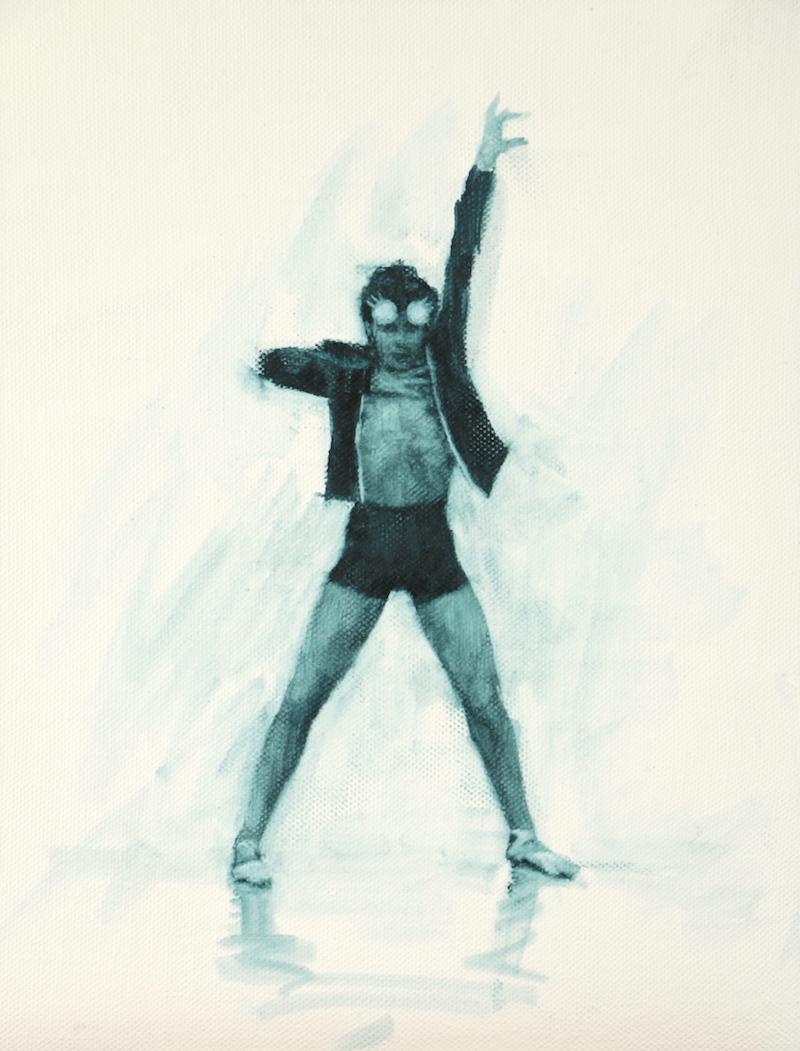Miguel Fernandes (Ballet Cymru rehearsal 56)