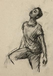 Miles Carrott (Ballet Cymru rehearsal 59)