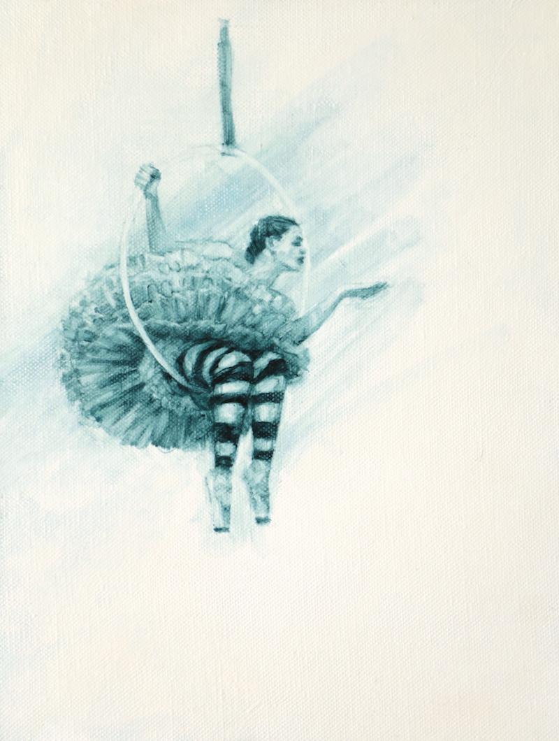 Anna Pujol (Ballet Cymru rehearsal 63)