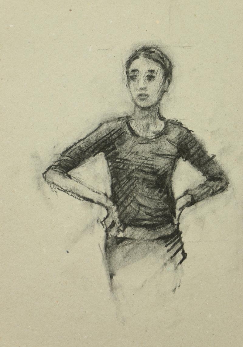 Natsuki (Ballet Cymru rehearsal 68)