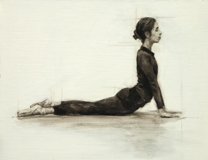 Natsuki Katori (Ballet Cymru rehearsal 71)