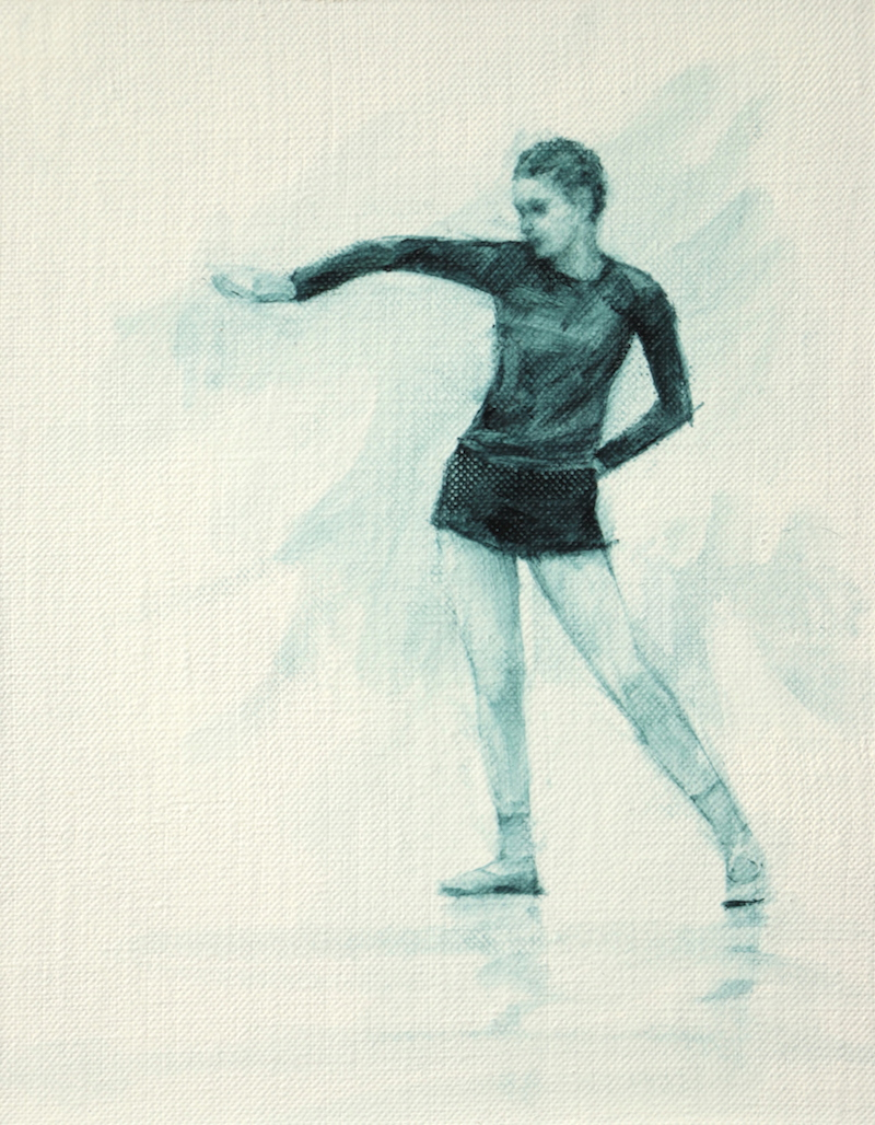 Ballet Cymru rehearsal 73