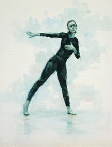Mara Galeazzi (Ballet Cymru rehearsal 79)