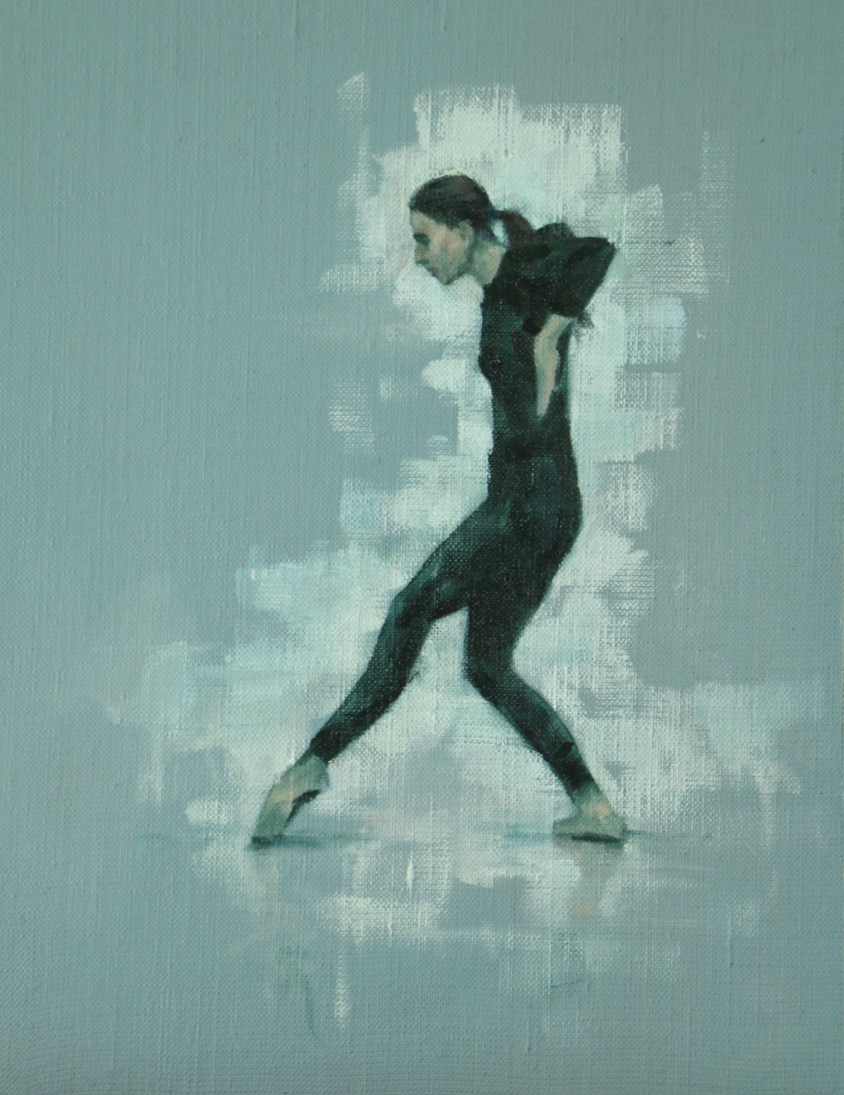 Mara Galeazzi (Ballet Cymru rehearsal 81)