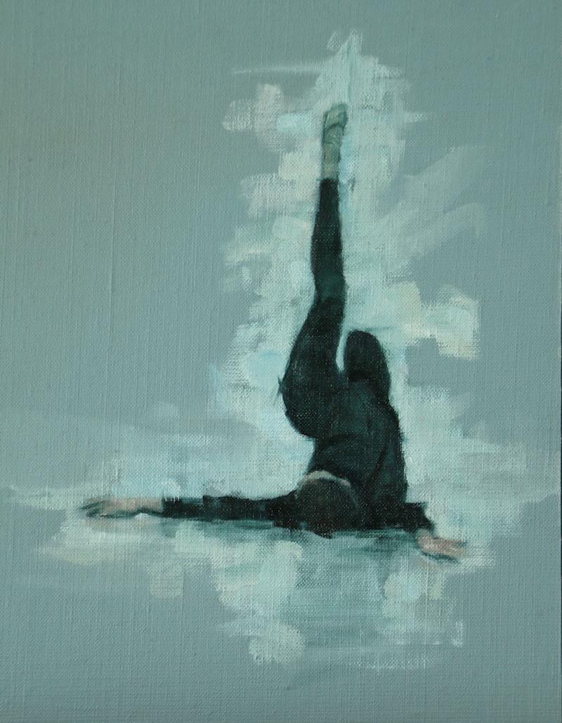 Mara Galeazzi (Ballet Cymru rehearsal 82)
