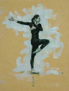 Mara Galeazzi (Ballet Cymru rehearsal 83)