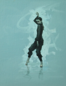 Mara Galeazzi (Ballet Cymru rehearsal 87)
