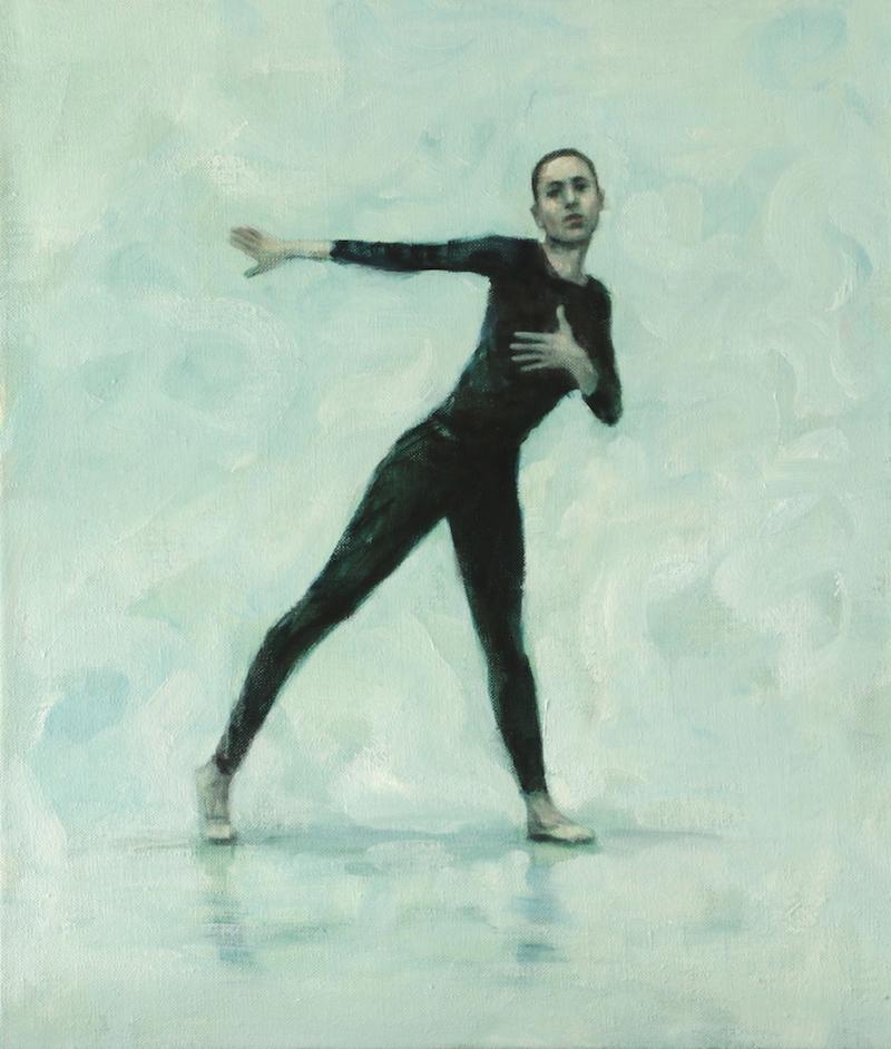 Mara Galeazzi (Ballet Cymru rehearsal 101)