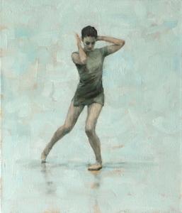 Natalie Debono (Ballet Cymru rehearsal 105)