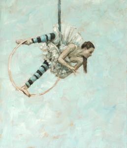 Anna Pujol (Ballet Cymru rehearsal 107)
