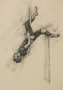 Daniel Morrison (Ballet Cymru rehearsal 110)