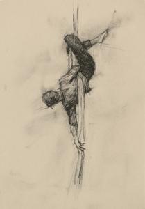 Daniel Morrison (Ballet Cymru rehearsal 113)