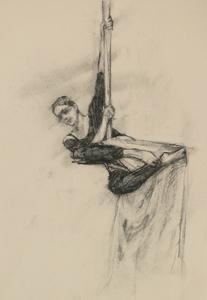 Izzy Holland (Ballet Cymru rehearsal 115)