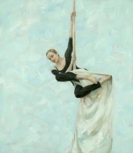 Izzy Holland (Ballet Cymru rehearsal 119)