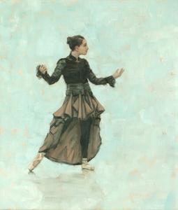 Eka Mastrangelo (Ballet Cymru rehearsal 120)