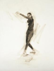 Mara Galeazzi (Ballet Cymru rehearsal 122)