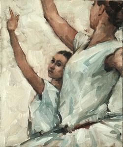Kiby Forcos (Ballet Cymru rehearsal 129)