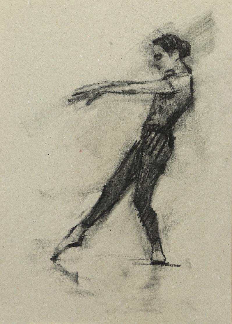 Naomi Stienstra (Ballet Cymru rehearsal 136)