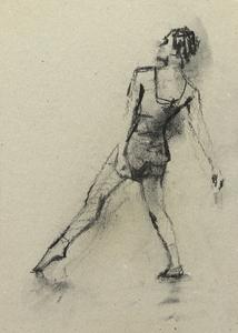 Reetta Riikonen (Ballet Cymru rehearsal 140)