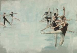 Concerto Jenkins (Ballet Cymru rehearsal 148)