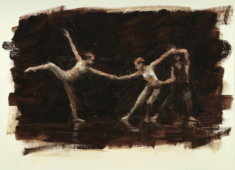 Ballet Cymru rehearsal 151 (EX SITU)