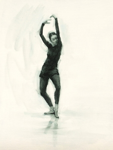 Mara Galeazzi (Ballet Cymru rehearsal 153)