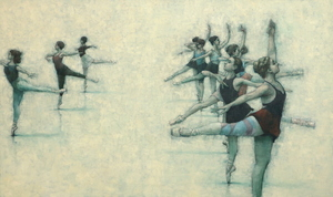 Concerto Jenkins (Ballet Cymru rehearsal 159)