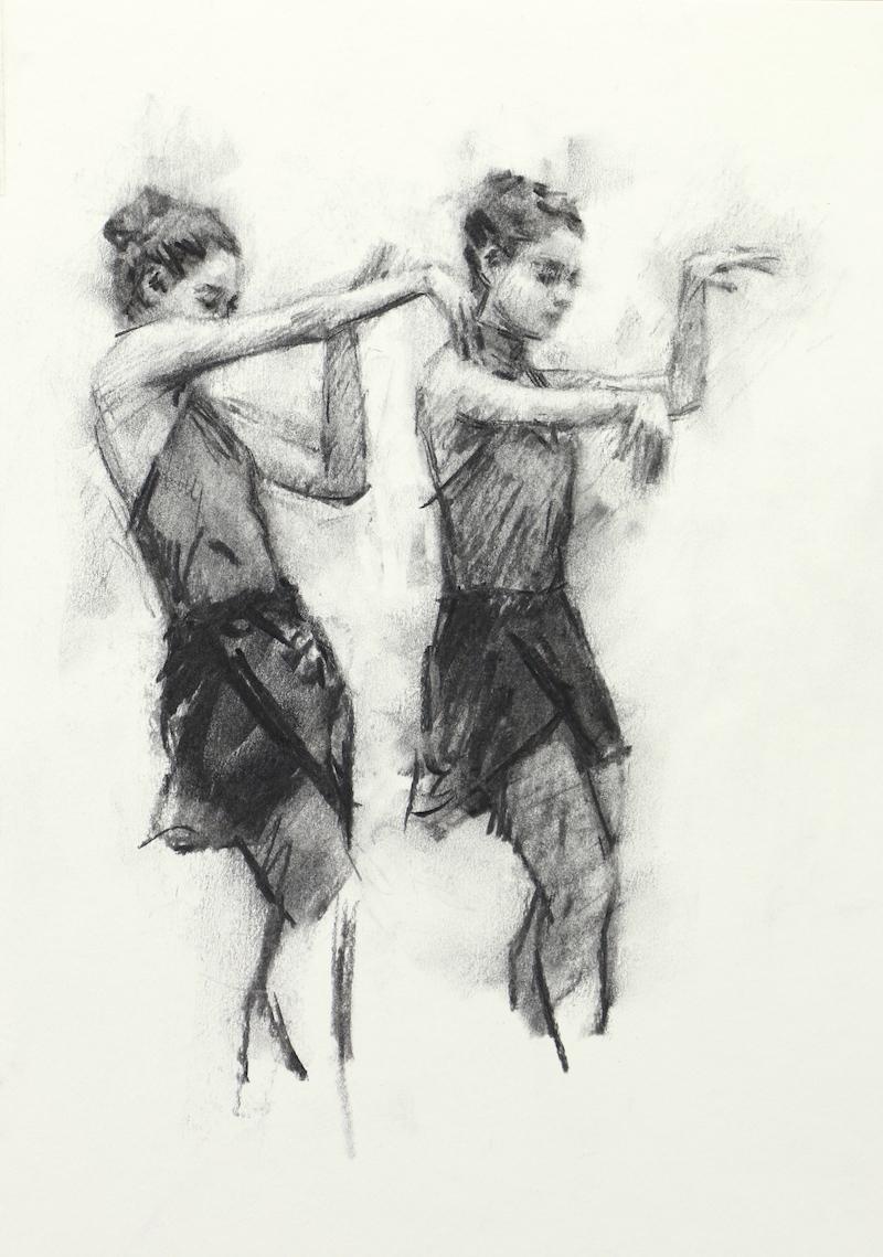 Danila Marzilli (Ballet Cymru rehearsal 161)