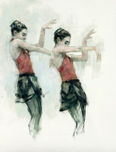Danila Marzilli (Ballet Cymru rehearsal 162)