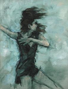 Danila Marzilli (Ballet Cymru rehearsal 168)