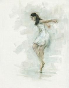 Juliet (Ballet Cymru rehearsal 172)
