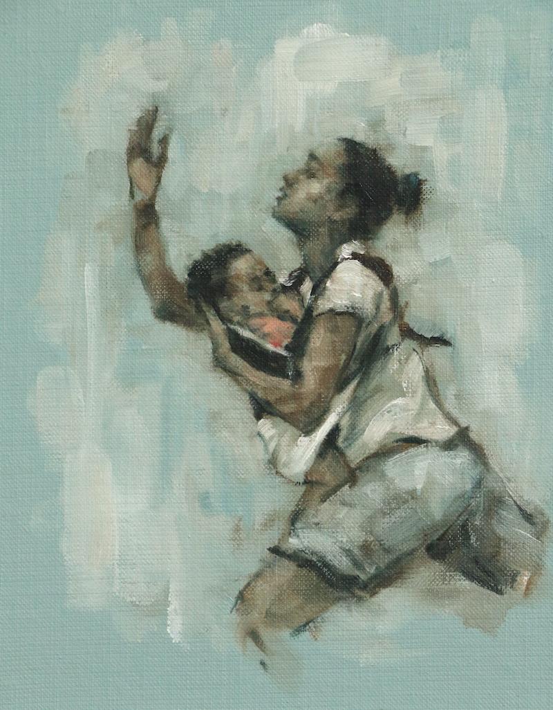 Cerys (Ballet Cymru rehearsal 173)