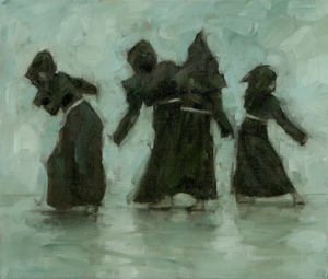 Friars (Ballet Cymru rehearsal 179)