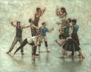 Divided We Stand (Ballet Cymru rehearsal 180)