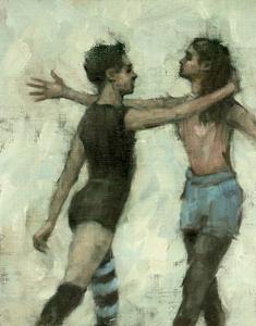 Romeo and Juliet (Ballet Cymru rehearsal 183)