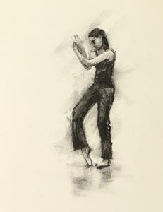 Ailysh Healy (Ballet Cymru rehearsal 184)