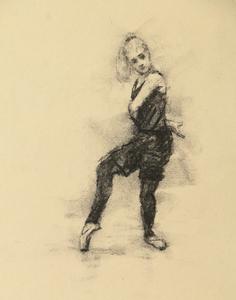 Emma Slater (Ballet Cymru rehearsal 188)